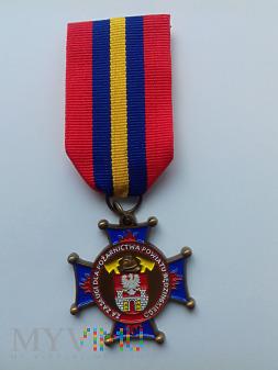 Odznaka Za zasługi dla pożarnictwa pow. będzińskie