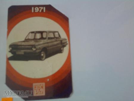 Kalendarzyki 1971