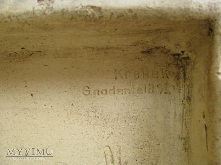 kafel z pieca - Gnadenfeld O/S