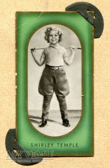 Bunte Filmbilder 1936 Shirley Temple