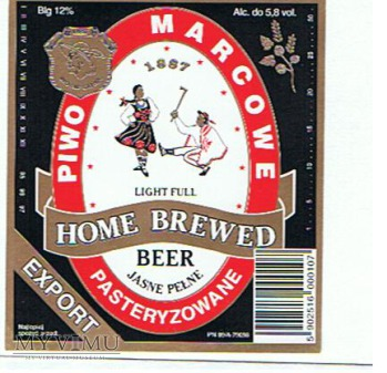 marcowe home brewed