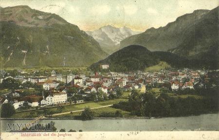 Szwajcaria - Interlaken und die Jungfrau