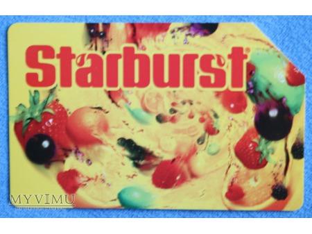 Duże zdjęcie Starburst