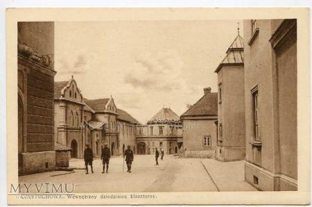 Częstochowa 1918-1939 Jasna Góra