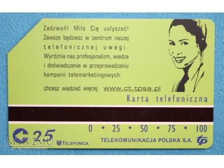 Centrum Telefoniczne TP S.A