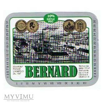 bernard světlé pivo