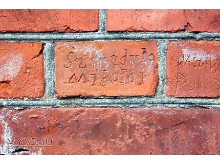 """Duże zdjęcie """"Stara Prochownia"""" - budynek A - inskrypcja #002"""