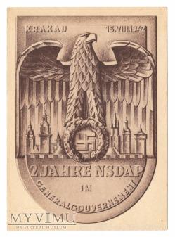 2 Jahre NSDAP im Generalgouvernement 15.VIII.1942