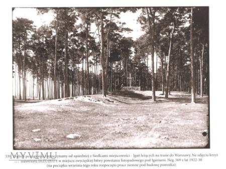 Duże zdjęcie IGANIE - pomnik.