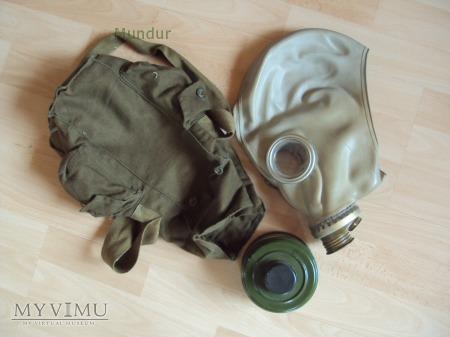 Radziecka torba na maskę przeciwgazową