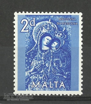Madonna Damascena