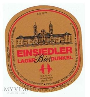 einsiedler lager bier dunkel