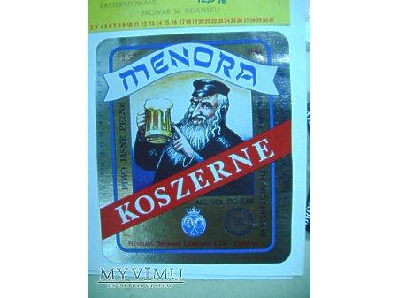 MENORA KOSZERNE