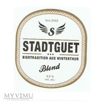 stadtguet blond