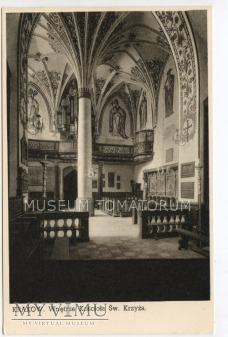 Kraków - Kościół św. Krzyża - lata 30-te