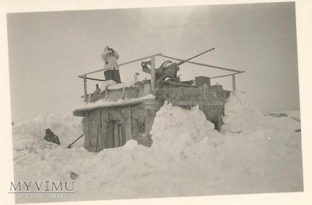 FlaK 38 na stanowisku