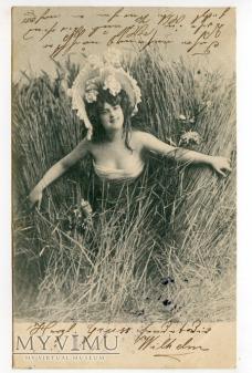 Pstrak - Rusałka - 1904