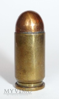 9 mm X 18 NABÓJ SIEMINA ( MAKAROW )