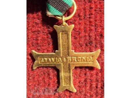 Duże zdjęcie Krzyż Batalionów Chłopskich