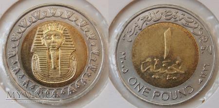 Egipt, 1 POUND 2005