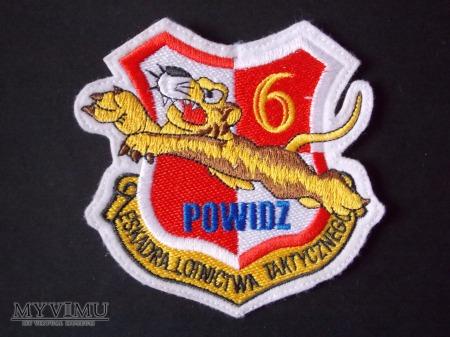 6 Eskadra Lotnictwa Taktycznego -POWIDZ