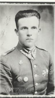 Kapral Franciszek Wazny z 25 Pułku Ułanow Wielk.