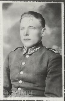 Plutonowy Stanisław Doroszuk z 25 Pułku Ułanow W.