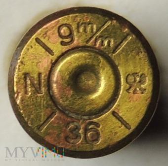 9 mm Luger 9m/m/Orzełek/36/N/