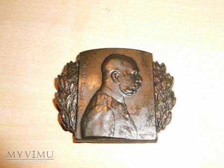 Duże zdjęcie wpinka Franz Joseph I 1915r