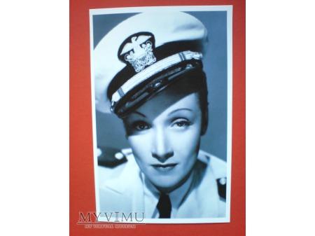 Marlene Dietrich Pocztówka Chiny 2011 n.12