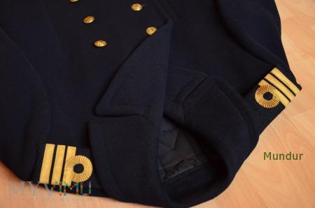 Płaszcz zimowy porucznika MW