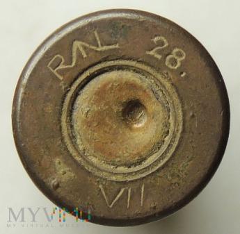 Łuska .303 R(strzałka)L 28. VII
