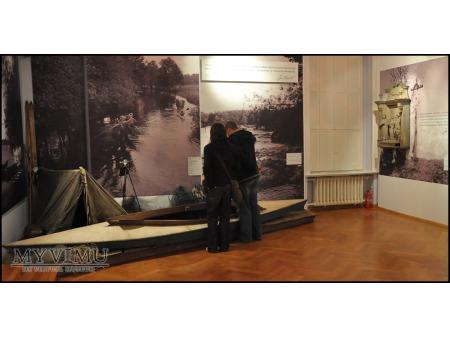 Olsztyński zamek - Muzeum Warmii i Mazur cz.2