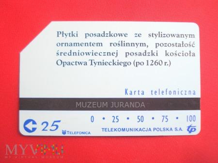 Karta magnetyczna 1091
