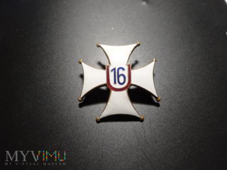16 Pułk Zmechanizowany - Słupsk ; numerowana
