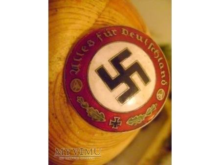 niemiecka odznaka partyjna