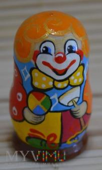 naparstek klaun