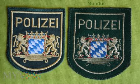 Emblemat Polizei Bayern