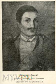 Czacki Feliks - starosta nowogródzki, podczaszy
