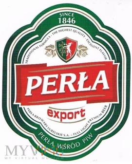 Duże zdjęcie perła export