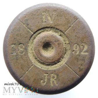 Łuska 8x50R Mannlicher IV/92/JR/18/