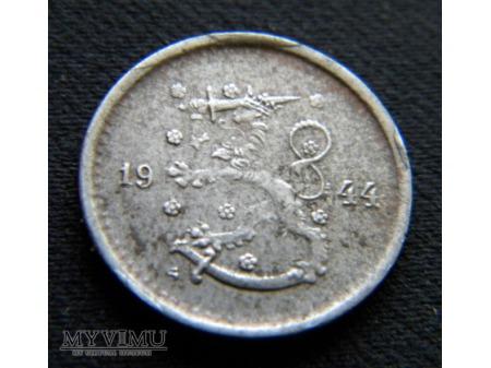 50 Pennia 1944