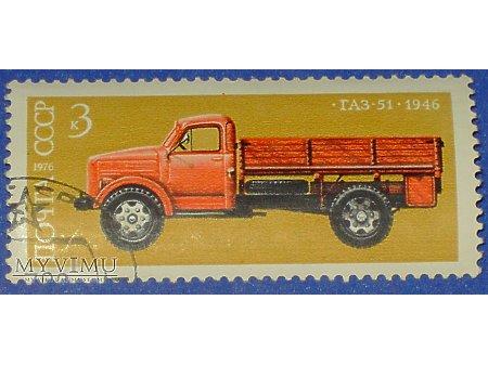 Duże zdjęcie GAZ 51 1946 rok