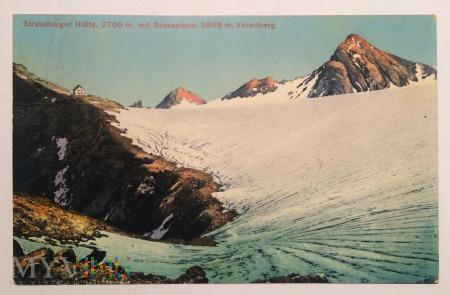 Strassburger Hütte, 26 VII. 21