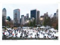 Wollman Ice Rink in Central Park