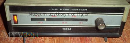 Tesla UHF Konvertor Made in Czechoslovakia