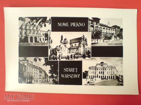 Warszawa NOWE PIĘKNO STAREJ WARSZAWY