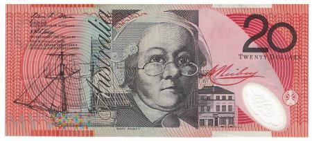 Australia - 20 dolarów (2008)