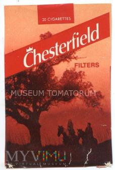 Duże zdjęcie Chesterfield