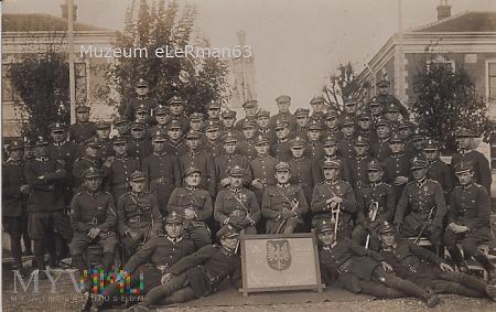 Szkoła Podoficerska 38 PPSL. Przemyśl 1926r.